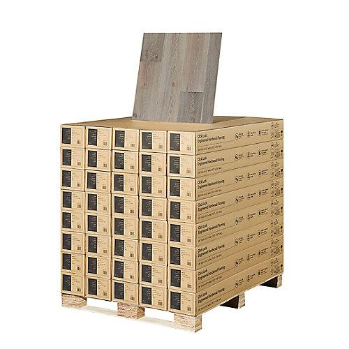 French Oak Newport 3/8-inch x 6 1/2-inch x Varying Length Engineered Hardwood Flooring(945.50 sq.ft./pallet)