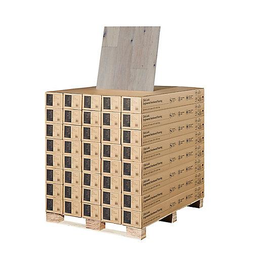 French Oak La Playa 3/8-inch x 6 1/2-inch x Varying Length Engineered Hardwood Flooring (945.50 sq.ft./pallet)