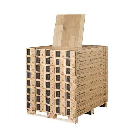 French Oak Delano 3/8-inch x 6 1/2-inch x Varying Length Engineered Hardwood Flooring(945.50 sq.ft./pallet)