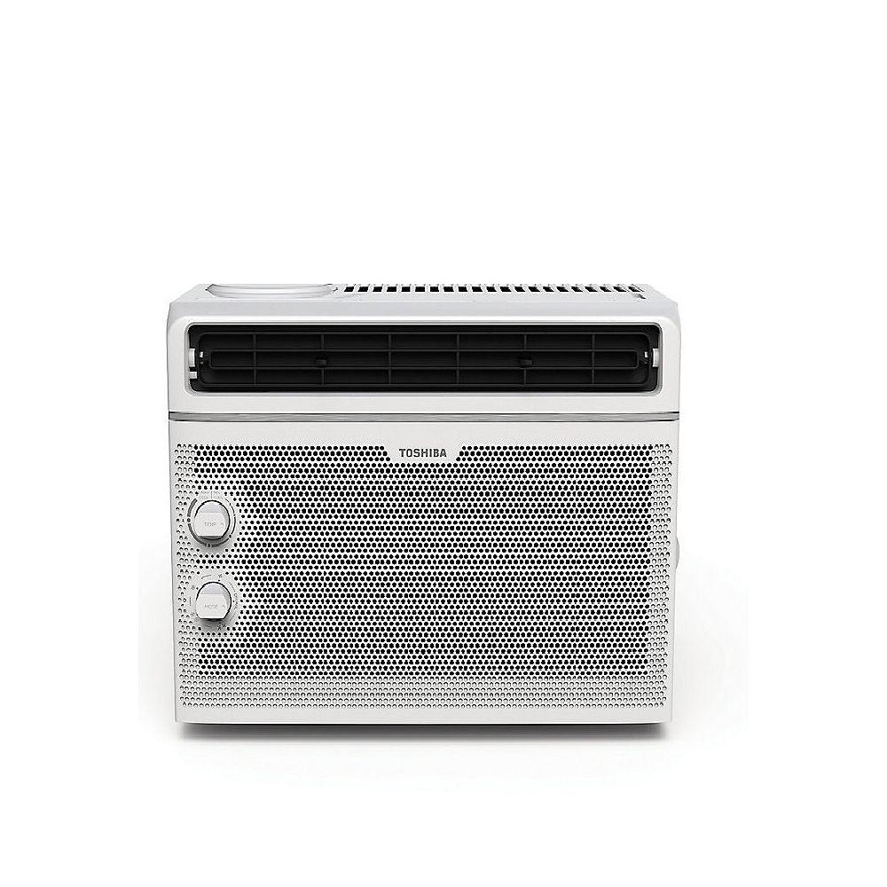 Toshiba 5,000 BTU 115V Window Air Conditioner