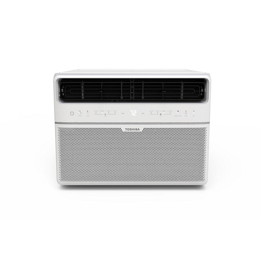 Toshiba Toshiba 8,000 BTU 115V Smart Window Air Conditioner with Remote ( )