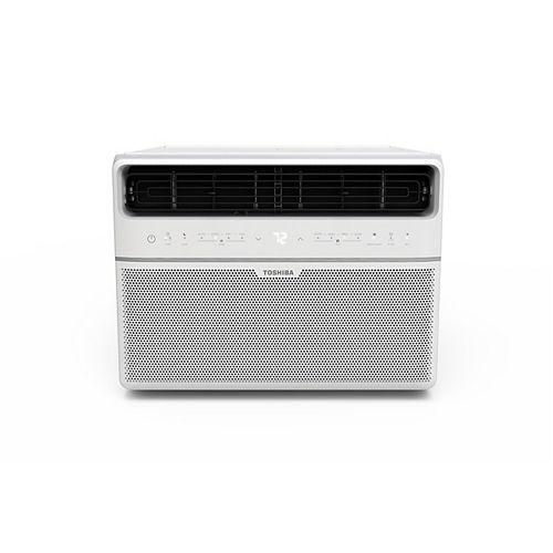 Toshiba 8,000 BTU 115V Smart Window Air Conditioner with Remote (ENERGY STAR)
