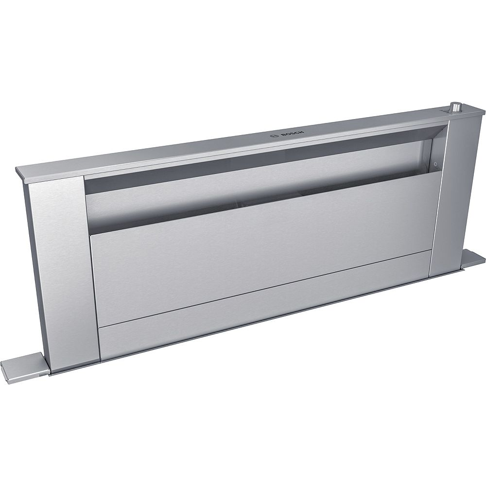 Bosch 800 Series 36-Inch Downdraft Built-In Ventilation - HDD86051UC - Stainless steel