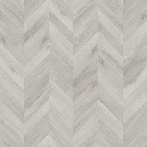 Champagne Beach Wood 12.01 x 28.28 Chevron Luxury Vinyl Plank Flooring (18.87 sq. ft. / case)