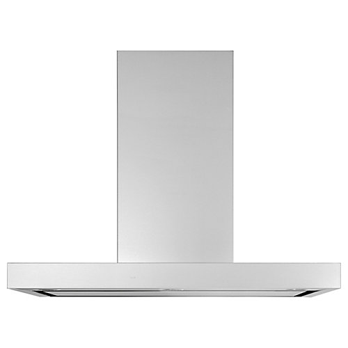 36-inch W Smart Wall Mount Range Hood with Light in Stainless Steel