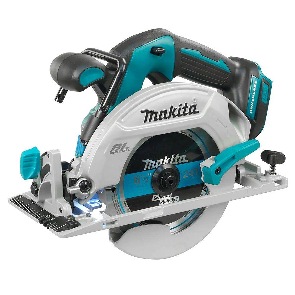 "MAKITA 18V LXT Brushless 6-1/2"" Circular Saw (Tool Only)"