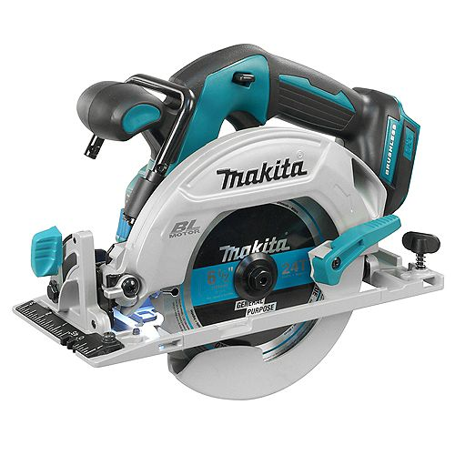 "MAKITA 18V LXT Brushless 6-1/2"" Circular Saw (Tool Only)"