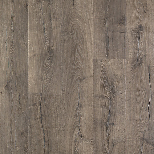 Outlast+ Vintage Pewter Oak 10 mm Thick x 7.48-inch W x 47.24-inch L Laminate Flooring (19.63 sq. ft.)