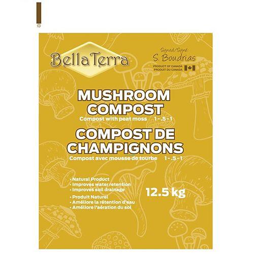 Mushroom Compost 12 KG