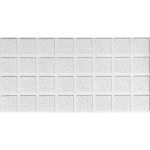 2 ft. x 4 ft. Radar Illusion Basic 32/6 Lay-in Ceiling Tile (Sold by Case - Pack of 6)