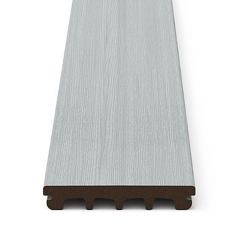 12 Ft.-DuraLife Grooved- Timber Grey