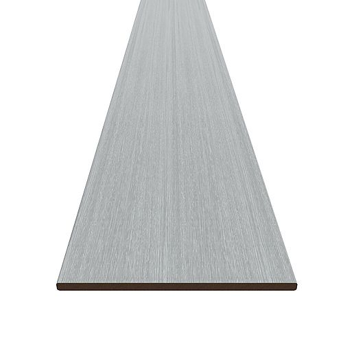 12Ft-DuraLife1x12 Fascia-Timber Grey