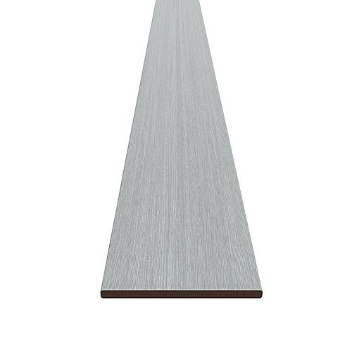 12Ft-DuraLife1x8 Fascia-Timber Grey