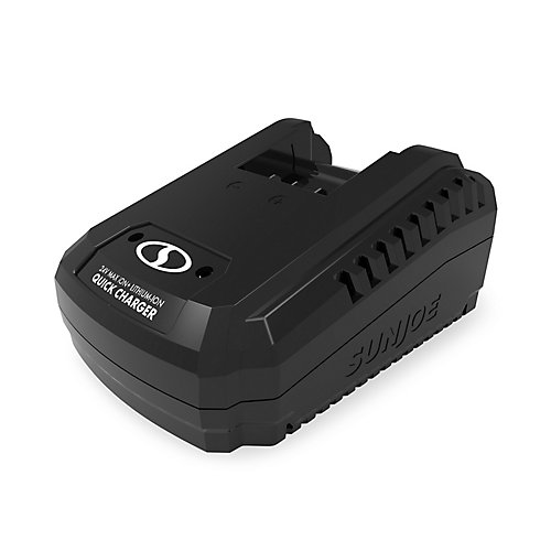 Snow Joe 24V Litium-iON Quick Charge Dock for iBAT24 and 24VBAT Series Batteries