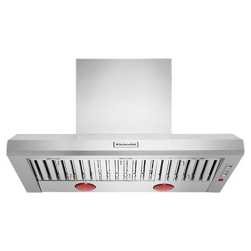 48-inch 585-1170 CFM Motor Class Commercial-Style Wall-Mount Canopy Range Hood