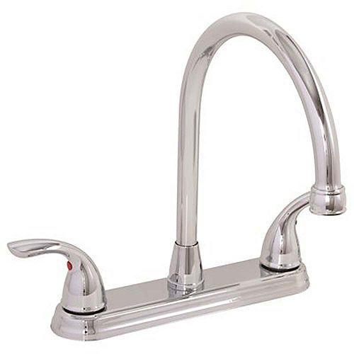 PREMIER Westlake 2-Handle Kitchen Faucet In Chrome