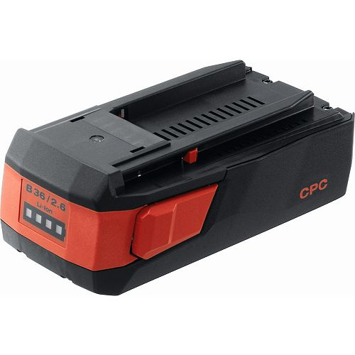 Hilti 36-Volt 2.6 Ah Compact Lithium-Ion Battery Pack