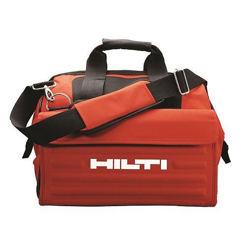 Hilti 13.4 in. Soft Tool Bag in Red