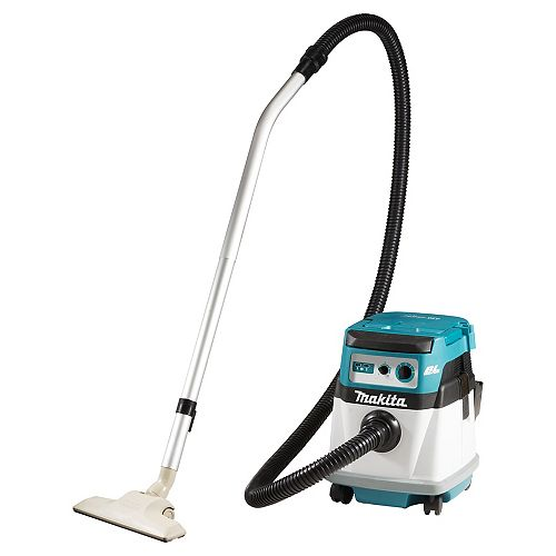 MAKITA 18Vx2 LXT Brushless 15L Wet/Dry Vacuum Cleaner (Tool Only)