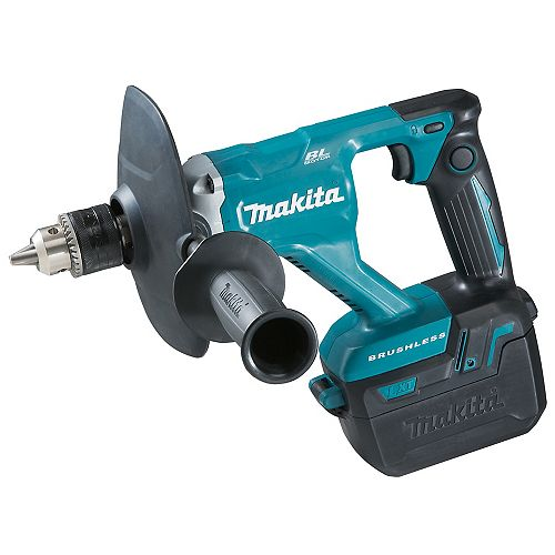 MAKITA 18V LXT Brushless Mixer, Drill Chuck Type (Tool Only)