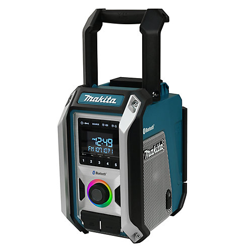 12V MAX - 18V HIGH QUALITY SOUND JOBSITE RADIO W/BLUETOOTH