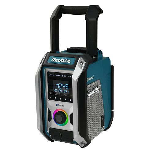 Cordless or Electric Jobsite Radio with Bluetooth®
