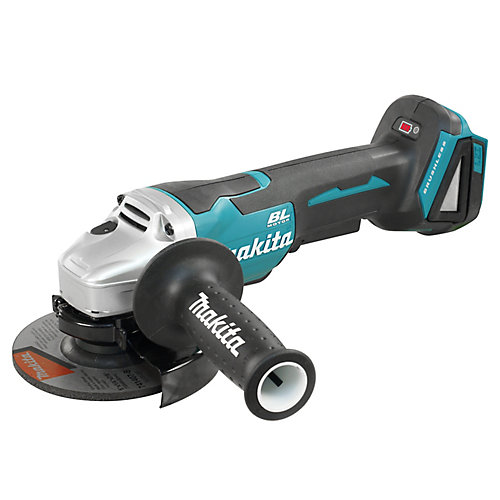 """18V LXT Brushless 5"""" Angle Grinder, Paddle Switch (Tool Only)"""