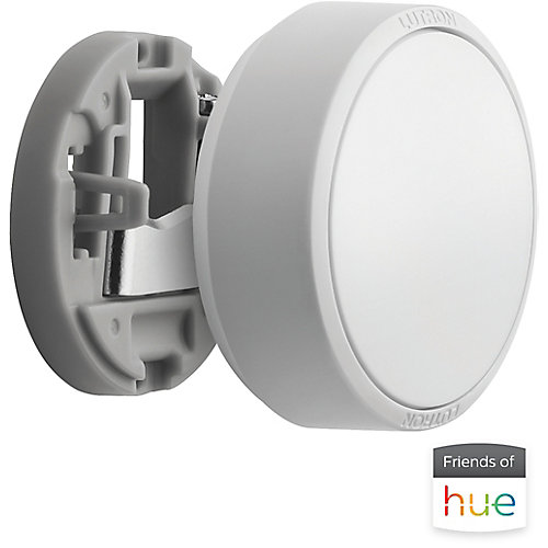 Aurora Smart Bulb Dimmer Switch for Philips Hue Smart Bulbs, White