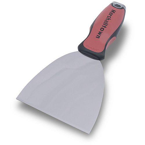 Marshalltown 4 inch Flex Scraper DuraSoft Handle