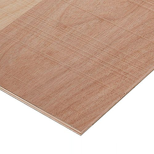 Columbia Forest Products 1/2in. X 2ft. X 4ft. Rough Sawn Birch Plywood