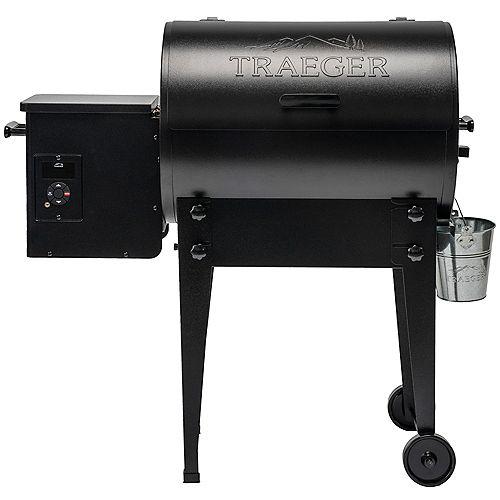 Tailgater 20 Portable Pellet BBQ Cooker