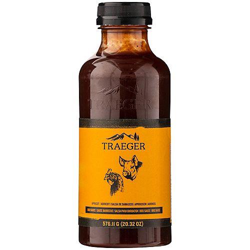 Apricot 16 oz. BBQ Sauce