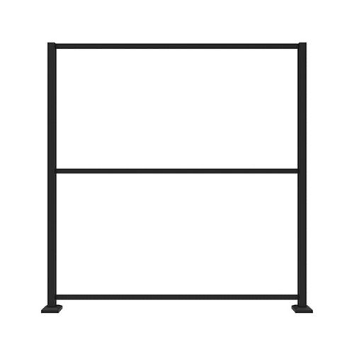Frame Kit for 3x6 Decor Panels in Black