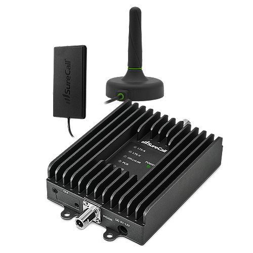 Fusion2Go 3.0 4G Vehicle Cell Phone Signal Booster