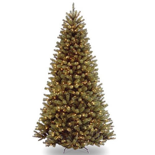 6.5 ft. North Valley Spruce Tree with Clear Lights