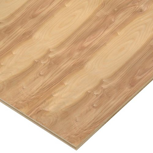 Columbia Forest Products 1/2in. X 2ft. X 4ft. Birch Plywood