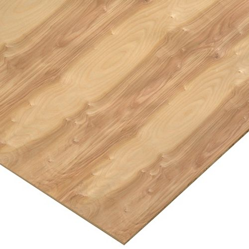 Columbia Forest Products 1/4in. X 2ft. X 4ft. Birch Plywood