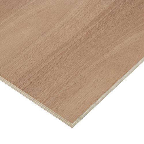 3/4in. X 2ft. X 4ft. Mahogany Plywood