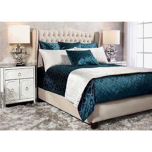 DLXART FURNITURE INC. DLX-E596 Queen Bed