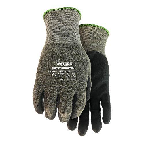 Gants anti-odeurs résistant aux coupures, compatible avec un écran tactile - Stealth Scorpion - TG