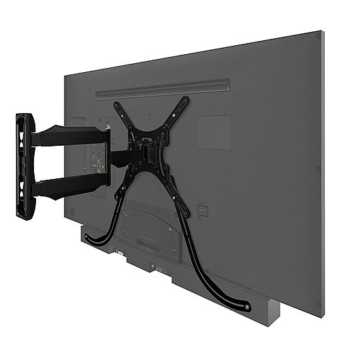 Universal Sound Bar TV Mount, Compatible With VESA Compliant TVs and Mounts