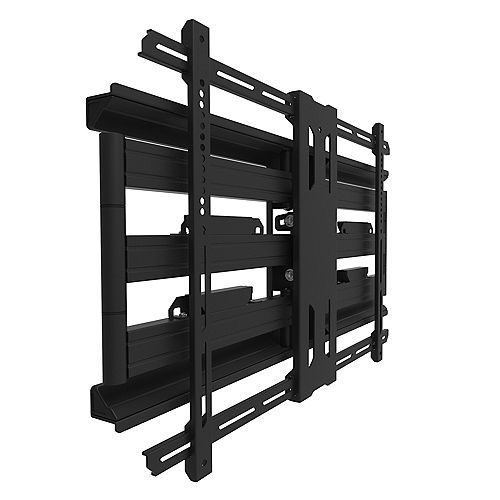 """Outdoor Full Motion TV Wall Mount with 31"""" Extension for 42-inch to 100-inch TVs"""