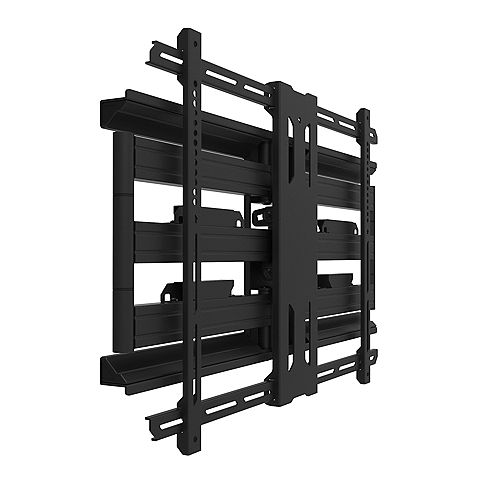 """Full Motion TV Wall Mount with 31"""" Extension for 42-inch to 100-inch TVs"""