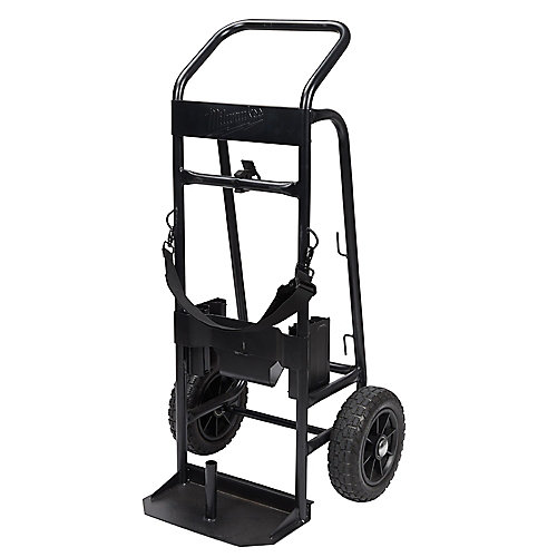 MX FUEL Durable Breaker Cart w/Integrated Accessory Storage