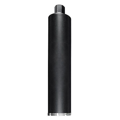 2-inch Diamond Hi-Speed Wet Core Bit For Concrete with Rebar