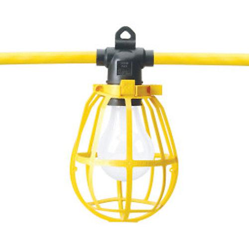 50 ft. 12/3 SJTW Plastic String Light