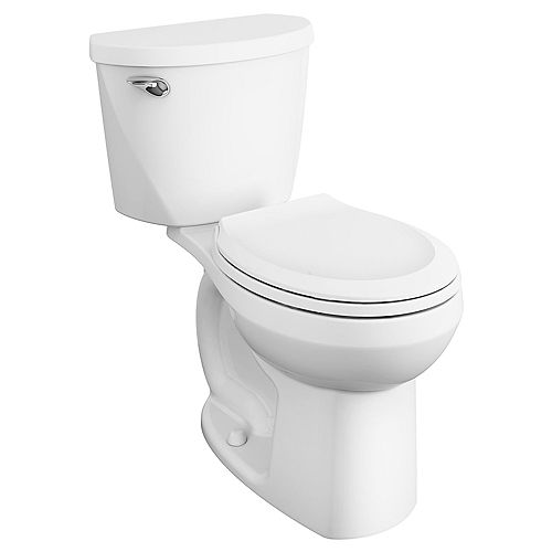 Mainstream 4.8L Single Flush Right Height Round Front in White