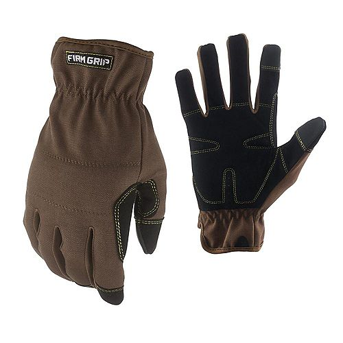 Duck Utility Canvas Glove, Large