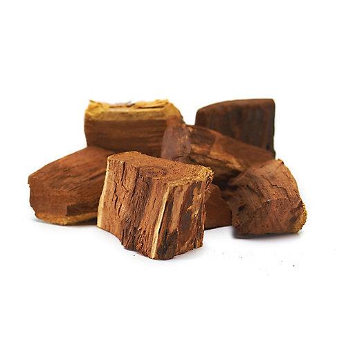 Morceaux en bois de Hickory
