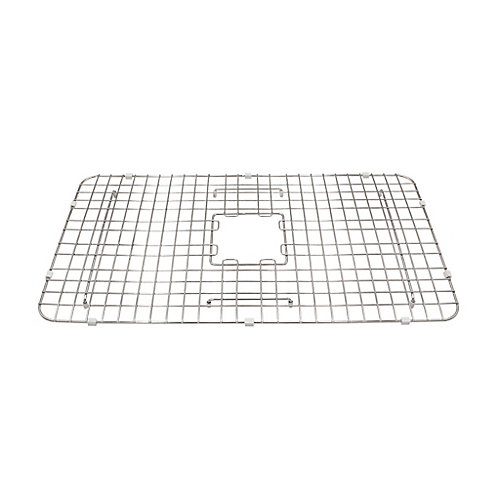 SinkSense Wren 27 inch x 15 inch Bottom Grid for Kitchen Sinks in Stainless Steel